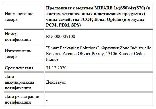 Преламинат с модулем MIFARE 1к(S50)/4к(S70) (в листах, жетонах, иных пластиковых продуктах) чипы семейства JCOP, Коnа, Optelio (в модулях РСМ, PDM, SPS)
