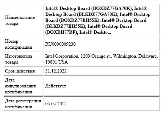 Intel® Desktop Board (BOXDZ77GA70K),  Intel® Desktop Board (BLKDZ77GA70K),  Intel® Desktop Board (BOXDZ77BH55K),  Intel® Desktop Board (BLKDZ77BH55K),  Intel® Desktop Board (BOXDH77DF),  Intel® Deskto...